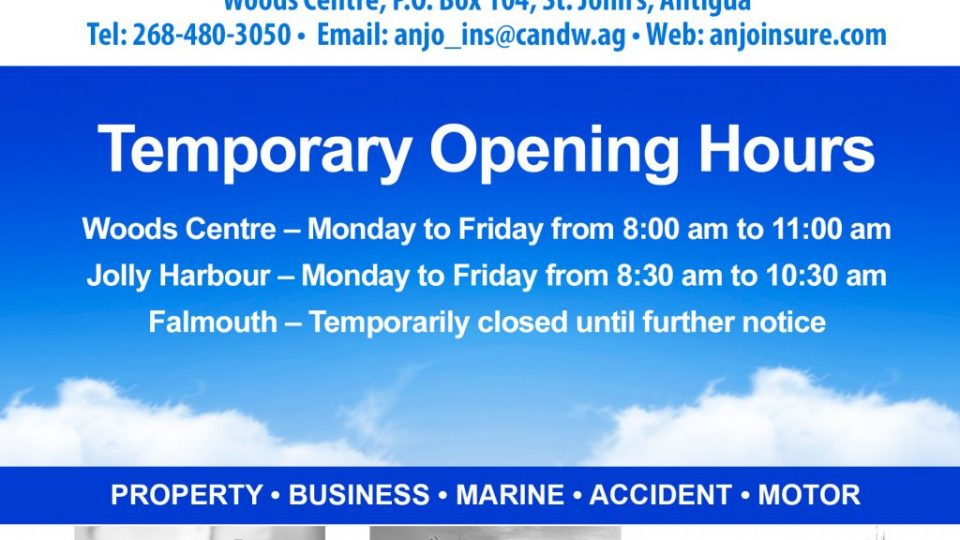 Anjo-Temporary-Opening-Hours